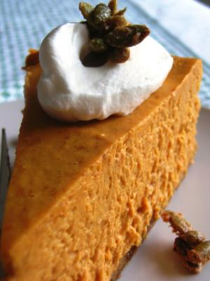 Pumpkin Pie Cheese Cake