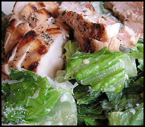 Dave's Awesome Greek Caesar Salad